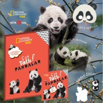 Çok Tatlı Pandalar; National Geographic Kids