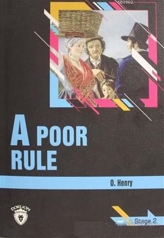 A Poor Rule Stage 2 (İngilizce Hikaye)