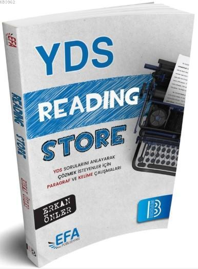 YDS Reading Store Paragraf ve Kelime Çalışmaları Benim Hocam Yayınları