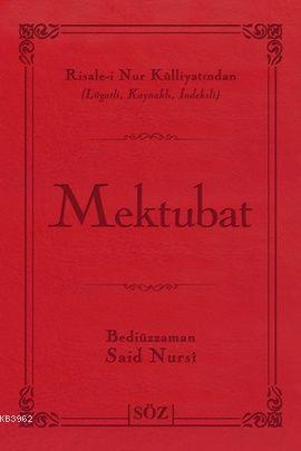 Mektubat (Çanta Boy); Risale-i Nur Külliyatından Lügatlı, Kaynaklı, İndeksli