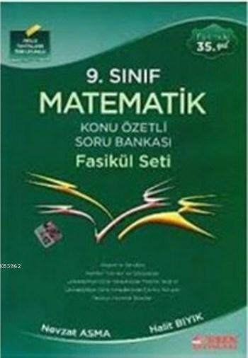 9. Sınıf Matematik Konu Özetli Soru Bankası Fasükül Seti