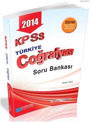 KPSS Türkiye  Coğrafyası Soru Bankası