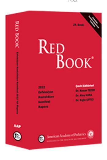 Red Book 2012 Enfeksiyon Hastalıkları Komitesi Raporu