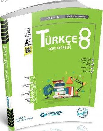 8. Sınıf Türkçe Soru Gezegeni