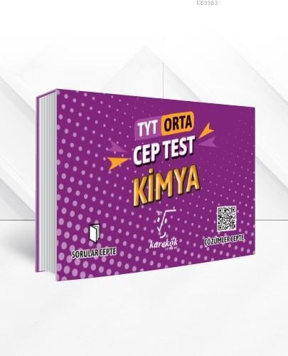 TYT Cep Test Kimya (Orta)