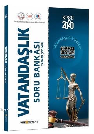 2020 KPSS Vatandaşlık Tamamı Çözümlü Soru Bankası