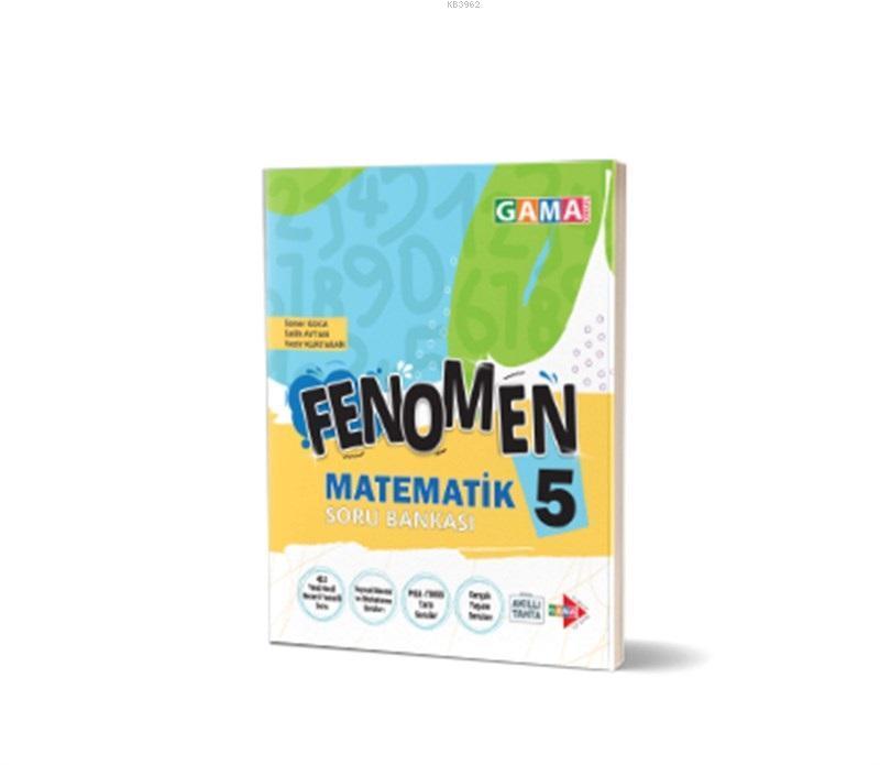 Gama Fenomen 5.Sınıf Matematik Soru Bankası