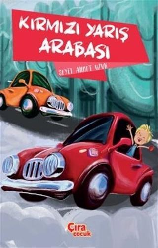 Kırmızı Yarış Arabası