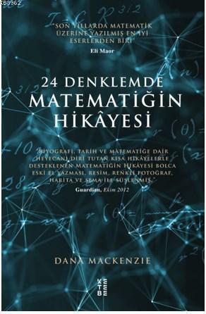 24 Denklemde Matematiğin Hikâyesi