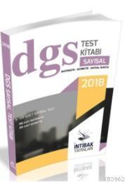 2018 DGS Sayısal Yaprak Test Takımı