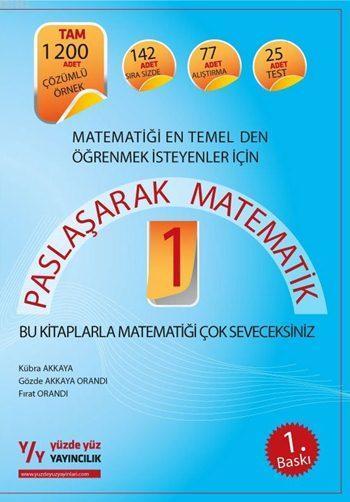 Paslaşarak Matematik 1