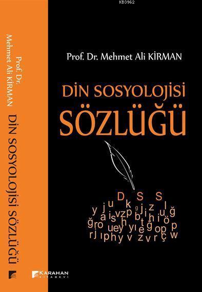 Din Sosyolojisi Sözlüğü