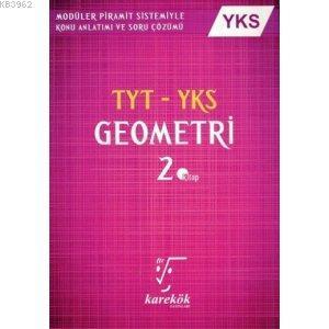 Karekök Yayınları TYT AYT Geometri 2. Kitap Konu Anlatımlı MPS Karekök