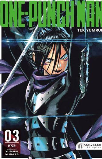 One-Punch Man - Cilt 3; Tek Yumruk