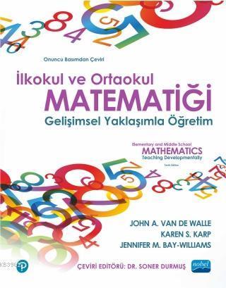 İlkokul ve Ortaokul Matematği - Gelişimsel Yaklaşımla Öğretim