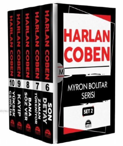 Harlan Coben - Myron Bolitar Serisi Set 2