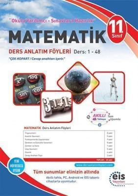 EIS - 11.Sınıf Ders Anlatım Föyleri Matematik