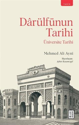 Darülfünun Tarihi; Üniversite Tarihi