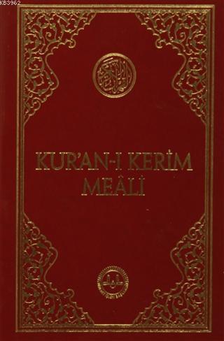 Kur'an-ı Kerim Meali Cep Tipi
