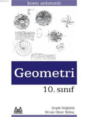 10. Sınıf Geometri Konu Anlatımlı Yardımcı Ders Kitabı