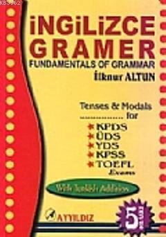 İngilizce Gramer; Fundamentals Of Grammar