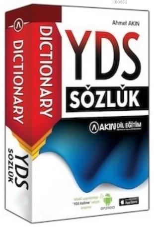 YDS Sözlük Dictionary