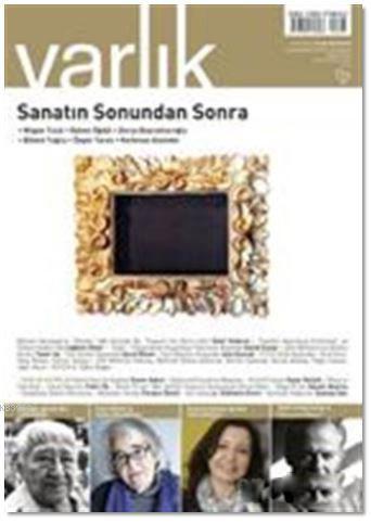 Varlık Aylık Edebiyat ve Kültür Dergisi Sayı : 1323 - Aralık 2017