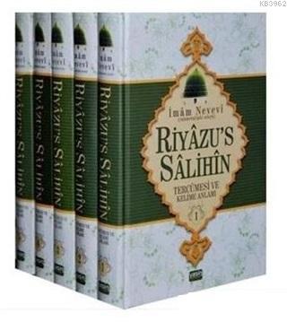 Riyazus Salihin; 5 Cilt Takım