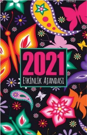 2021 Akademik Ajanda - Ebru