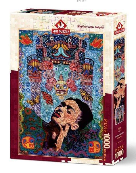 Art Puzzle 4228 Frida 1000 Parça