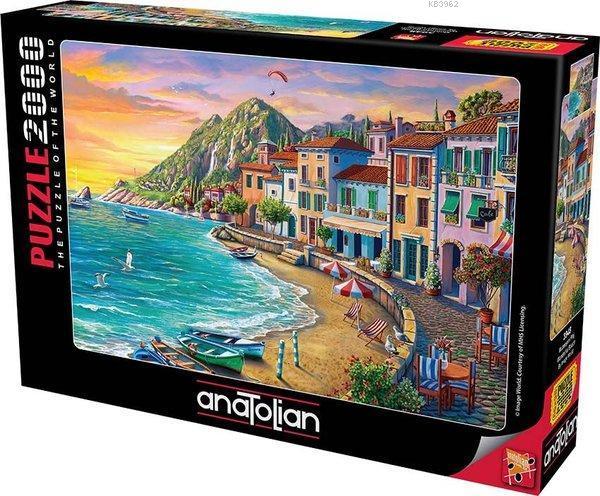 Anatolian-Puzzle 2000 Muhteşem Plaj Wonderful Beach