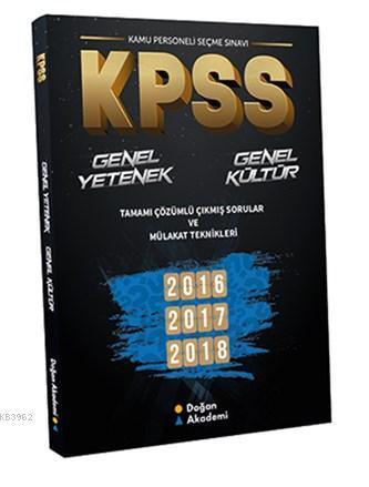 KPSS Genel Yetenek Genel Kültür Türü: Eğitim Yayınları/Sınavlara Hazırlık