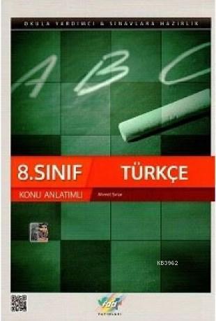 8. Sınıf Türkçe Konu Anlatımlı