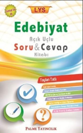 LYS Edebiyat Açık Uçlu Soru & Cevap Kitabı