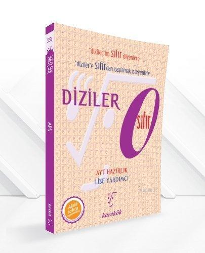 Karekök Yayınları AYT Diziler Sıfır Karekök