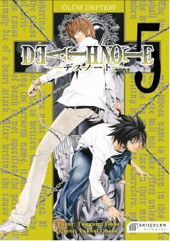 Death Note 5 / Ölüm Defteri Cilt: 5
