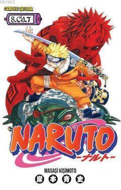 Naruto Cilt 8: Canı Pahasına Savaşmak!
