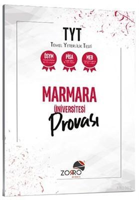 TYT Marmara Üniversitesi Provası