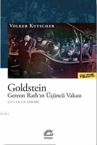 Goldstein; Gereon Rath'ın Üçüncü Vakası