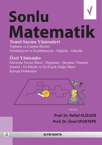 Sonlu Matematik; Temel Sayma Yöntemleri - Özel Yöntemler