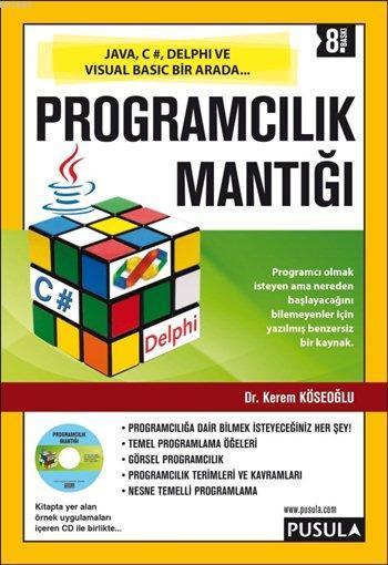 Programcılık Mantığı (Cd'li)