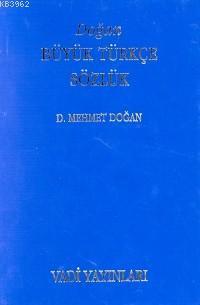 Doğan Büyük Türkçe Sözlük (cd'li)