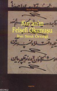 Kur'an'ın Felsefî Okunuşu; İbn Sînâ Örneği