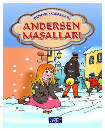 Andersen Masalları (Ciltli); Dünya Masalları