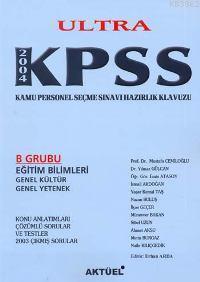 Ultra Kpss 2004 B Grubu