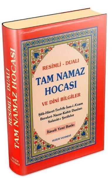 Tam Namaz Hocası ve Dini Bilgiler (Şamua); Resimli - Dualı