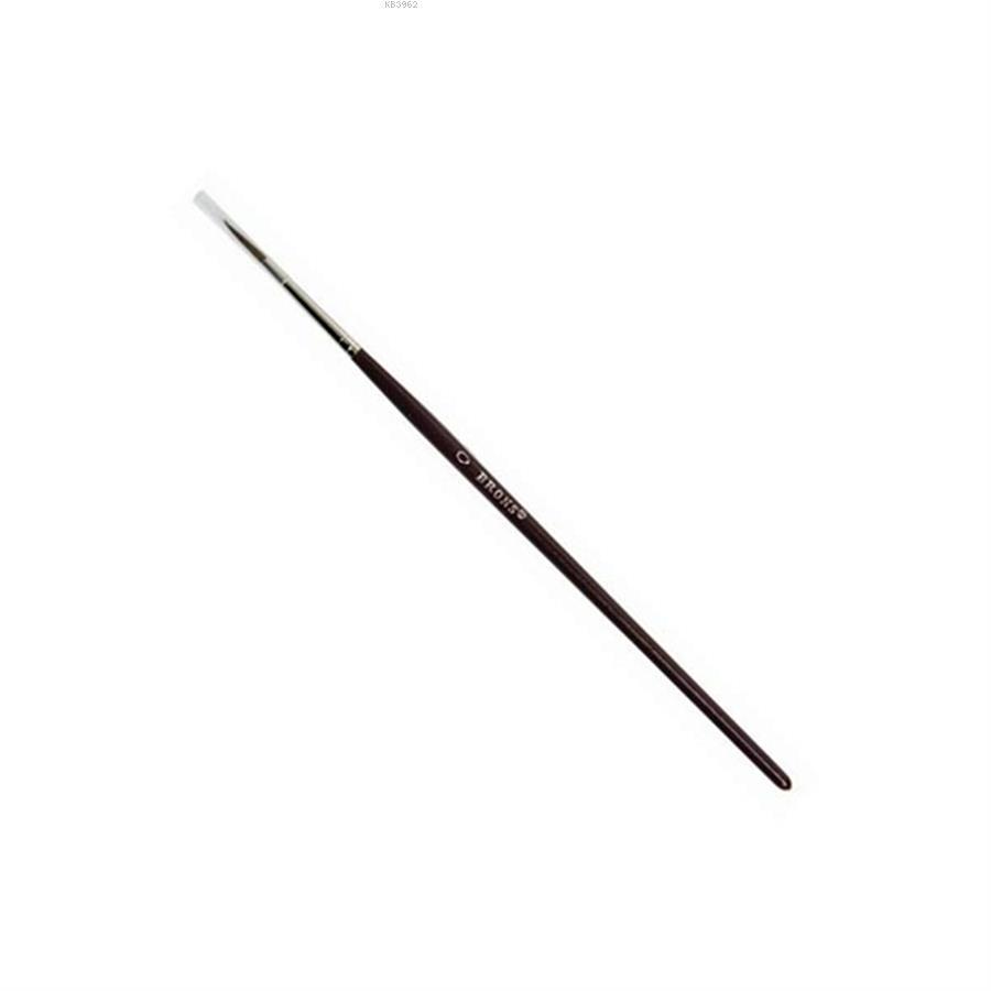 Brons Suluboya Fırçası No:18 Br-211