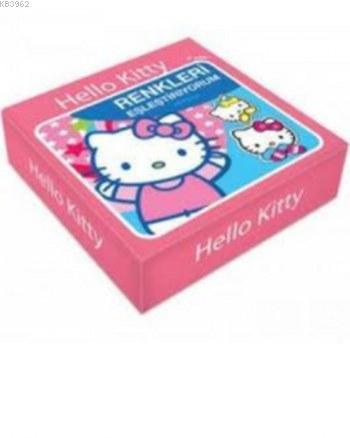 Hello Kitty Renkleri Eşleştiriyorum (20 Parça)