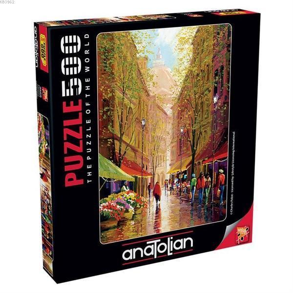 Anatolian Puzzle 500 Parça Floransa 3609
