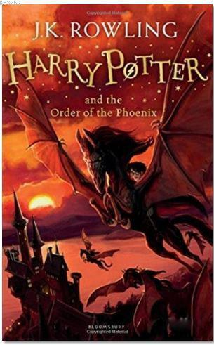 Harry Potter And Order Of The Phoenix